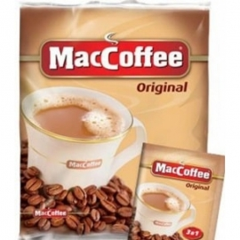Кофе растворимый MacCoffee 3-в-1  50 шт