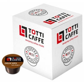Кофе в капсулах Totti Caffe Delicato 100 шт