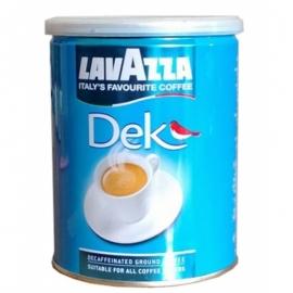 Кофе молотый Lavazza Decaffeinato ж/б 250 г