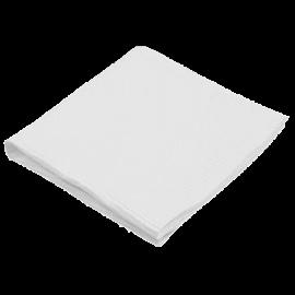 Полотенце вафельное белое размер 45х75 см