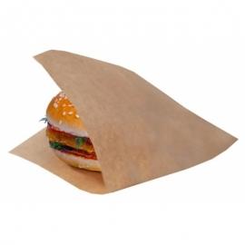 Пакет - уголок крафт для Гамбургера 500 шт