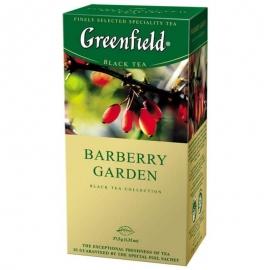 Чай Greenfield Barberry Garden 25 пакетов