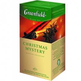 Чай Greenfield Christmas Mystery 25 пакетов