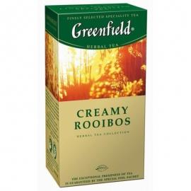 Чай Greenfield Creamy Rooibos  25 пакетов