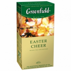 Чай Greenfield Easter Cheer  25 пакетов