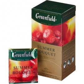Чай Greenfield Summer Bouquet 25 пакетов