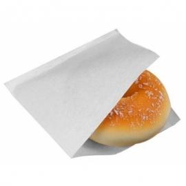 Пакет - уголок бумажный белый 170х170 мм  100 шт