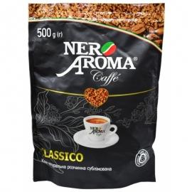 Кофе растворимый Nero Aroma Classico 500 г