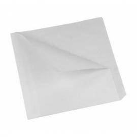 Пакет - уголок бумажный белый 150х125 мм  500 шт