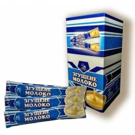 Сгущенное молоко в стиках 35г  25 шт