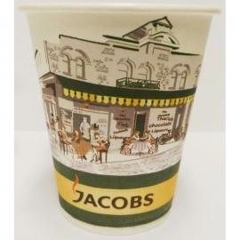 Стакан бумажный Jacobs 175 мл