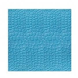 Салфетка банкетная синяя Премьер 50 шт