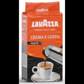 Кофе молотый Lavazza Crema e Gusto Forte 250 г