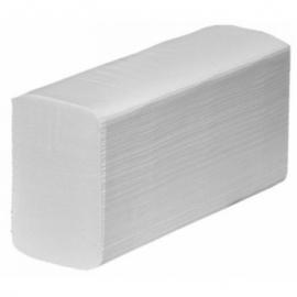 Полотенца бумажные V-тип белые 160 шт