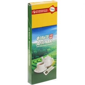 Фильтр пакет для чая XXL 100 шт