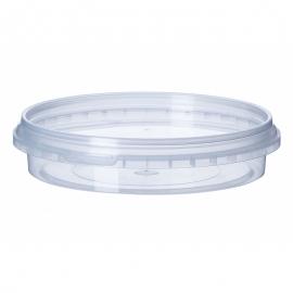 Контейнер пластиковый с крышкой 150 мл  20шт