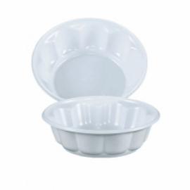 Креманка пластиковая белая D-11 см 100 шт