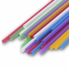 Трубочка алкогольная цветная 500 шт