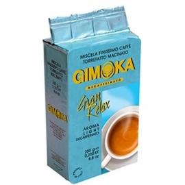 Кофе молотый Gimoka Gran Relax Dec 250 гр