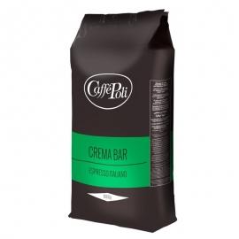 Кофе в зёрнах Caffe Poli Crema Bar 1кг