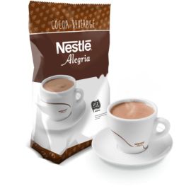 Горячий шоколад Nestle Alegria Cocoa 500 г